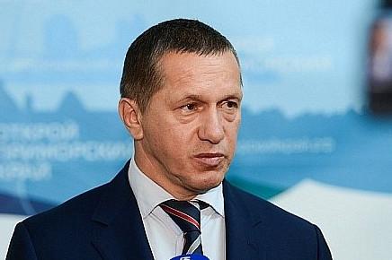 Трутнев вступил в должность Медведева