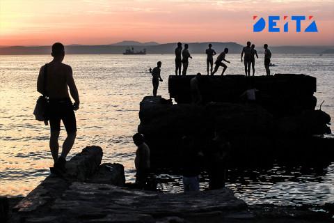 Ребенок утонул, купаясь в Приморье