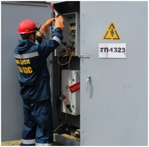 Хабаровские электрические сети напоминают школьникам правила электробезопасности