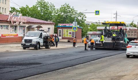 Улицы Владивостока по БКД ремонтируют с опережением графика