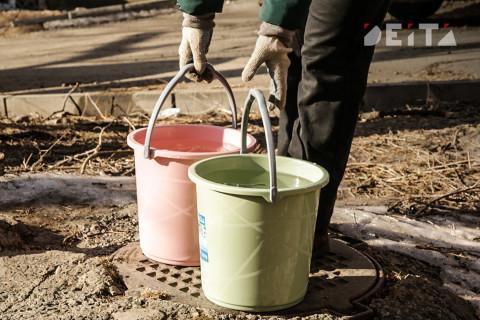 Отключение воды запланировано во Владивостоке
