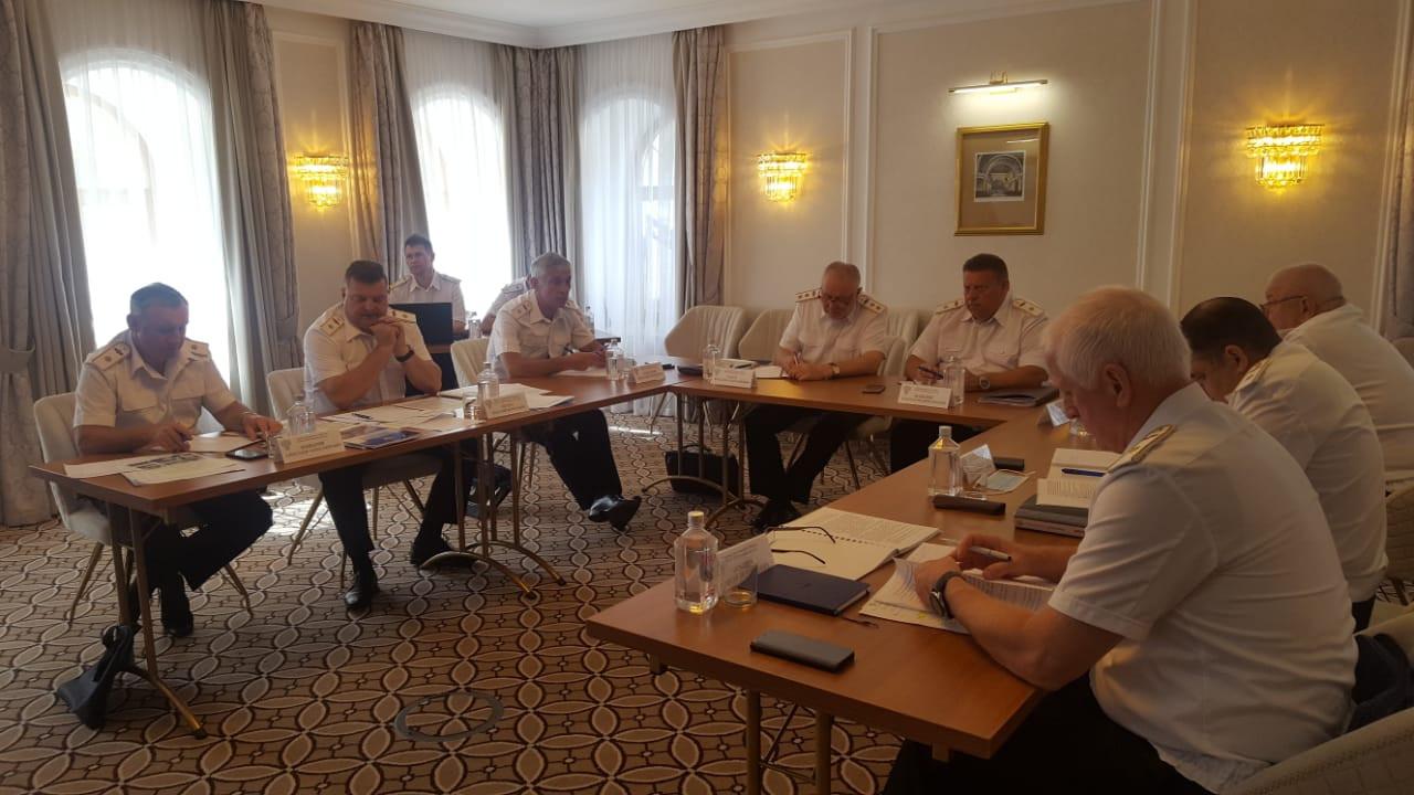 Перспективы развития безопасности транспортной инфраструктуры обсудили в Санкт-Петербурге