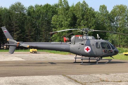 Дальний Восток жалуется на дефицит вертолётов