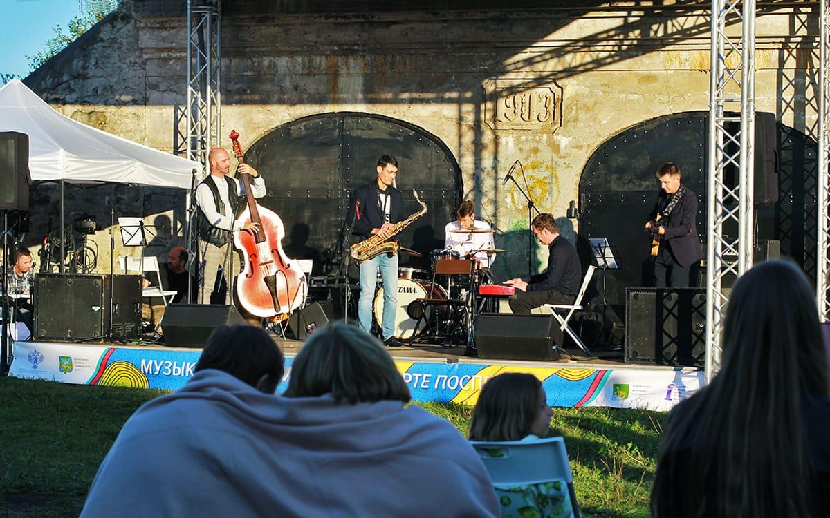 Известна программа Музыкального пикника: впервые форт №1, вновь оркестры, джаз, автобусы бесплатно