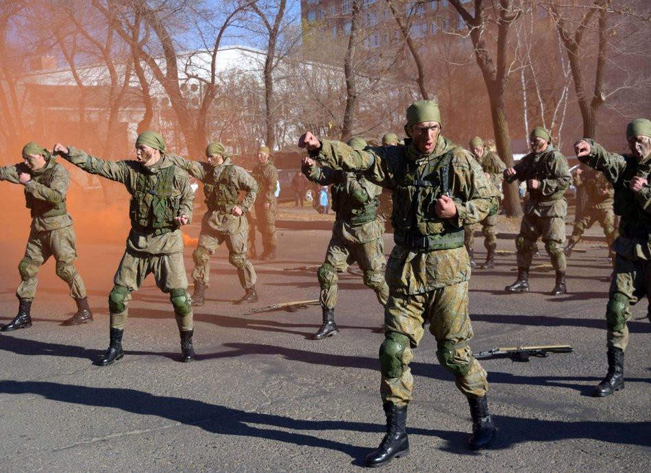 Белоруссия готовится к войне