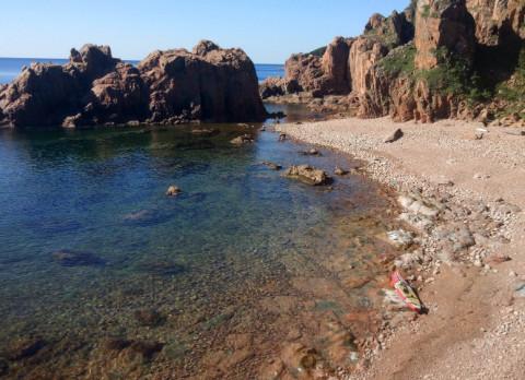 Дальневосточный турист набедокурил на приморском пляже