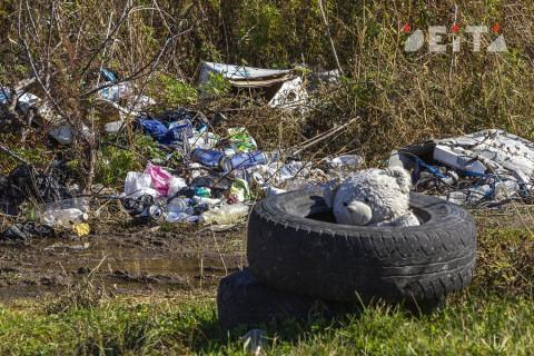 Дым горящих опасных отходов мешает хабаровчанам