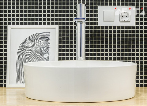 Небольшая хитрость сделает вашу ванную комнату удобнее