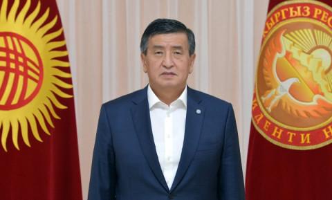 Президент Киргизии Жээнбеков уходит в отставку