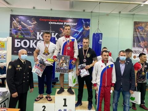 Краевой турнир по кикбоксингу прошел среди сотрудников силовых ведомств в Приморье