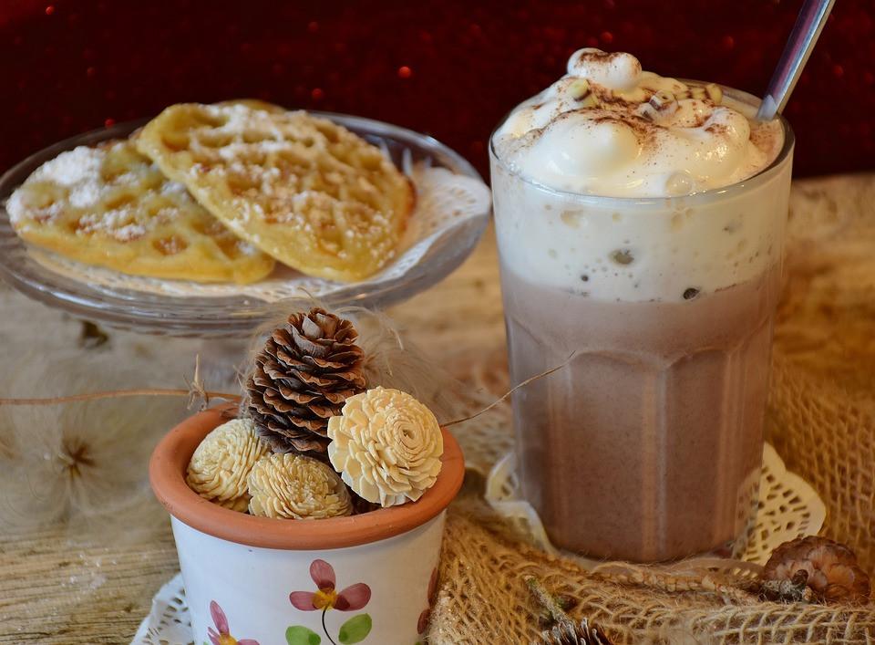 Чашка какао сможет улучшить когнитивные функции мозга