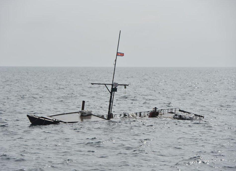 Дальневосточные бухты очистят от затонувших судов