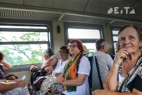 РЖД снизила цену билетов для пожилых