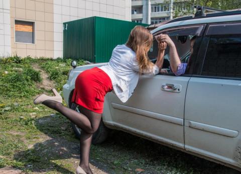 Женский автостоп: приморская девушка нарвалась на неприятности