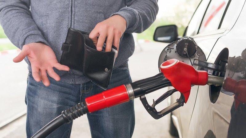 Скидку 90% предложили водителям за газ вместо бензина