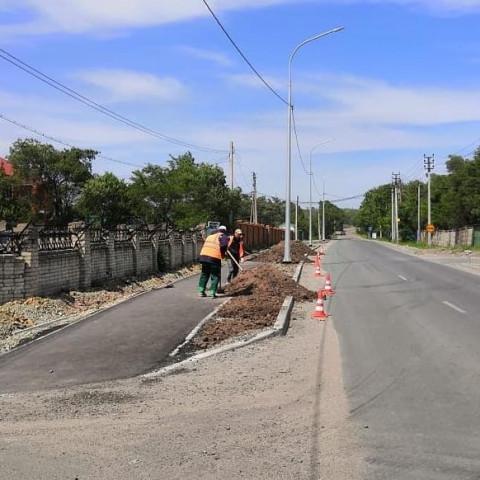 Названы сроки сдачи дороги на улице Новоселова в Уссурийске