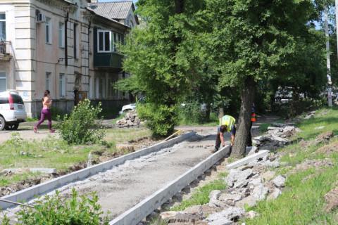 Глава Уссурийска раскритиковал работу дорожных рабочих