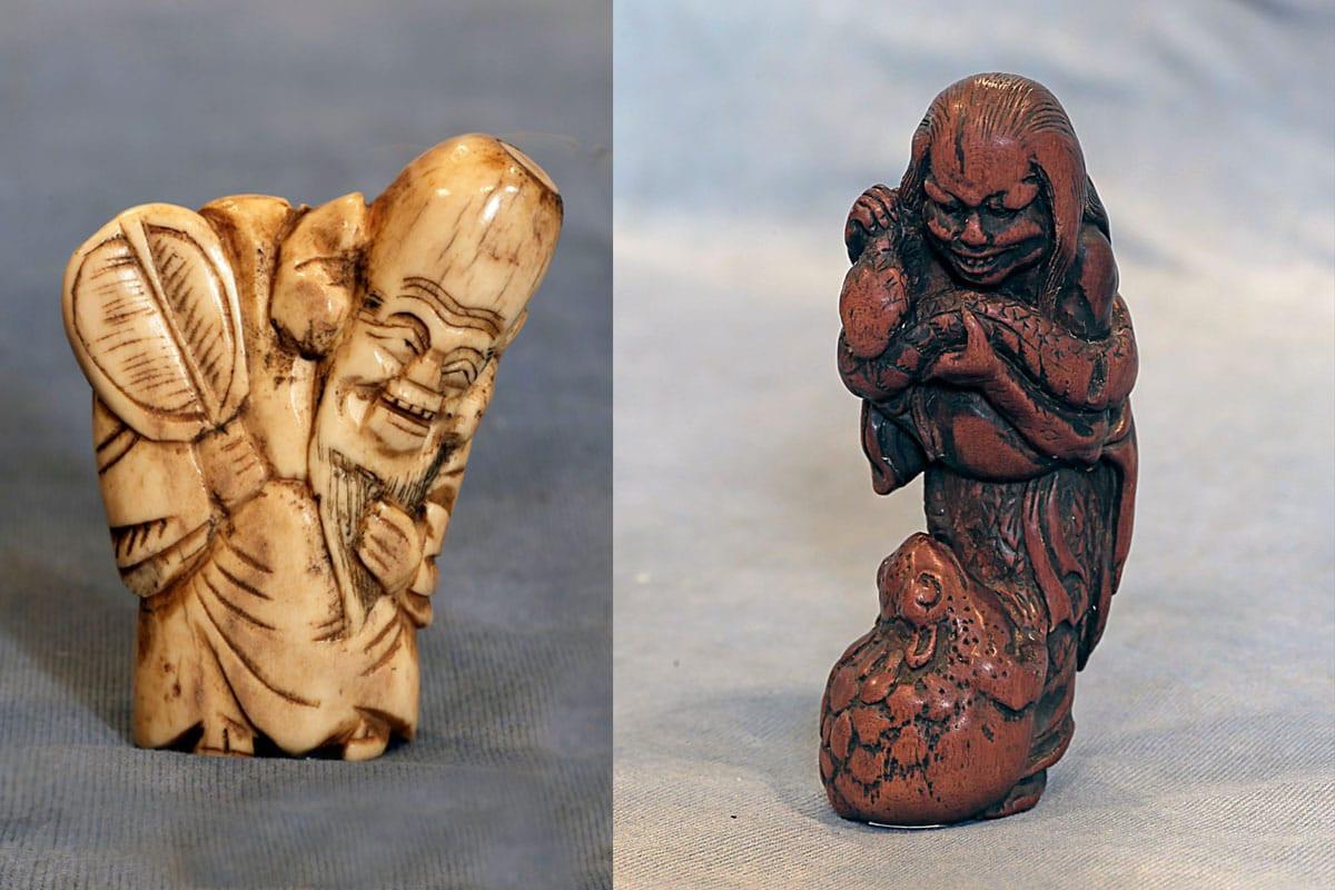 Старинные нэцкэ впервые покажут в Приморье, часть коллекции - только для взрослых