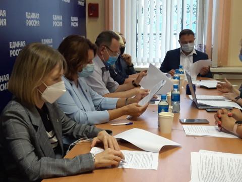 Приморское отделение «Единой России» разрабатывает программу действий