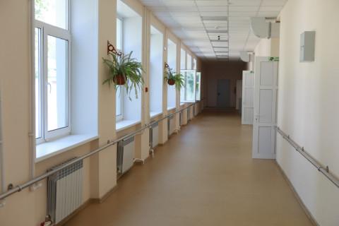 Отремонтированная школа готовится к учебному году в Приморье