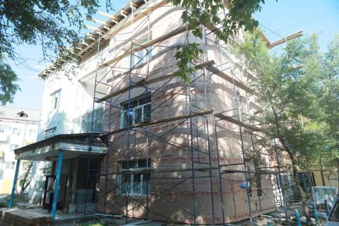 Капитальный ремонт детской поликлиники завершат в этом году в Дальнегорске