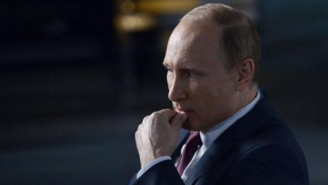 Путина окружили новые «влиятельные люди»