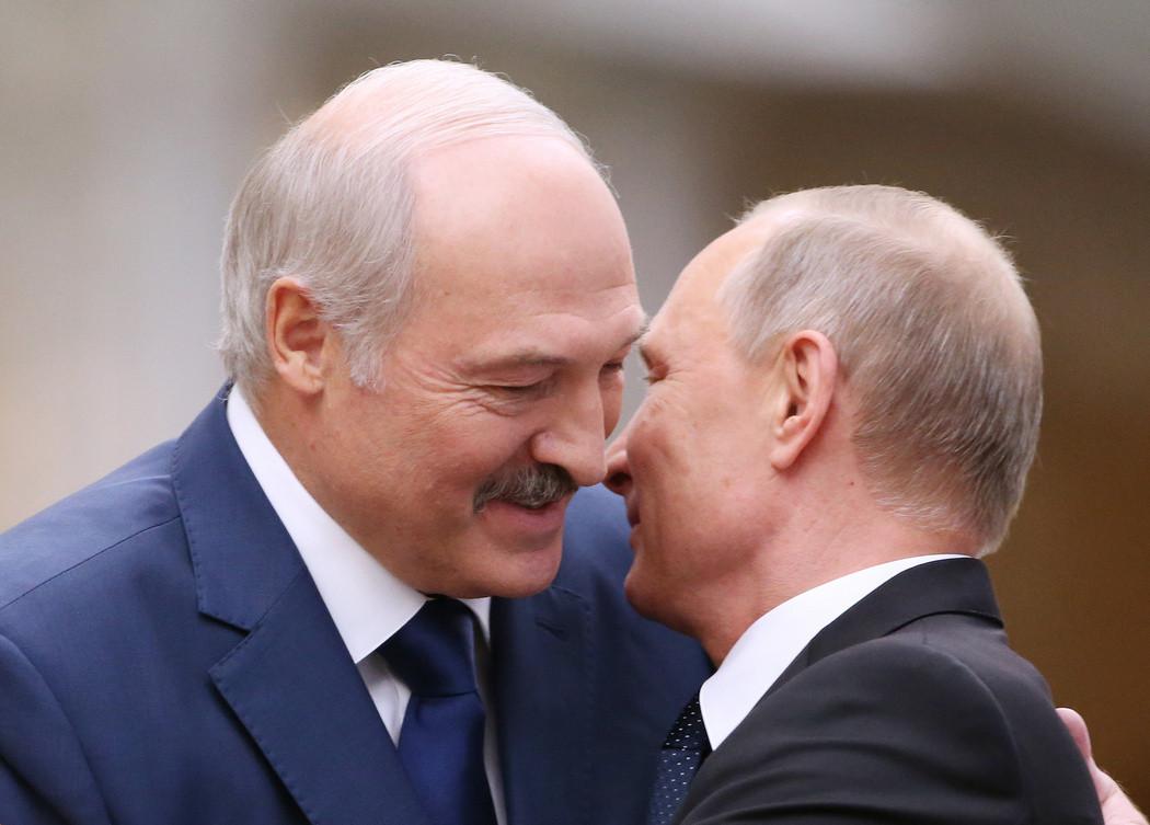 Лукашенко назвал главную угрозу Путину