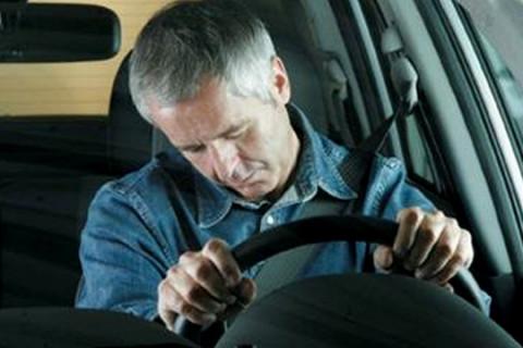 Водителей грузовиков и автобусов будут просвечивать лазером