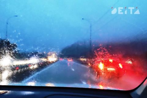 Штормовое предупреждение могут объявить в Приморье на следующей неделе