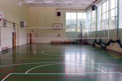 Спортивный зал отремонтируют в приморской школе