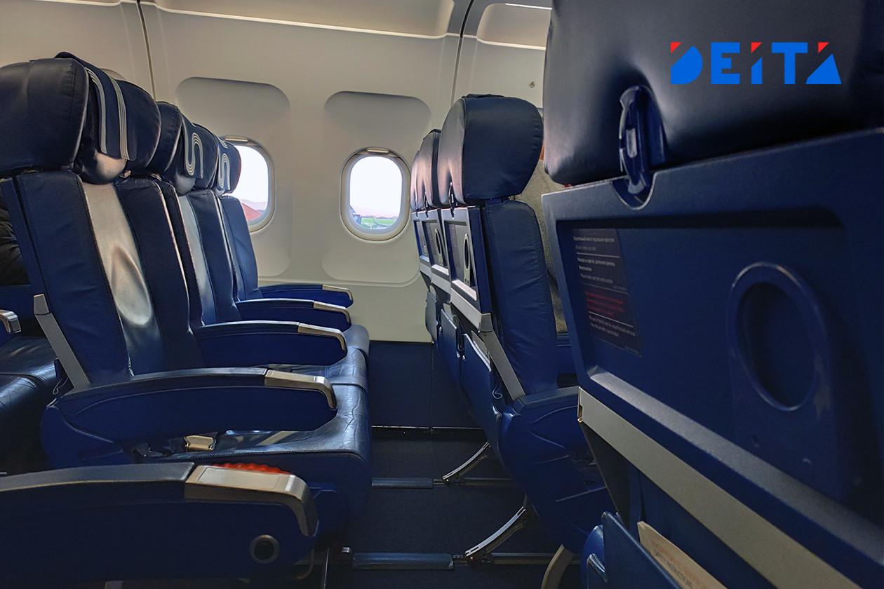 «Аэрофлот» выделит отдельные места в самолётах для «антимасочников»