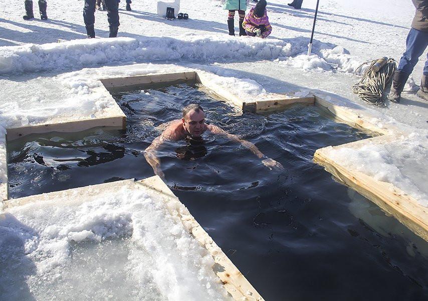 Где можно окунуться на Крещение в Приморье — список купелей