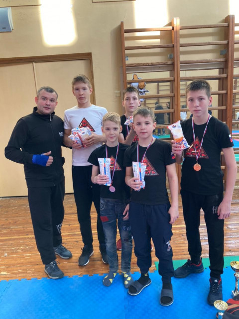 Чемпионат и Первенство Приморского края по кикбоксингу завершилось во Владивостоке