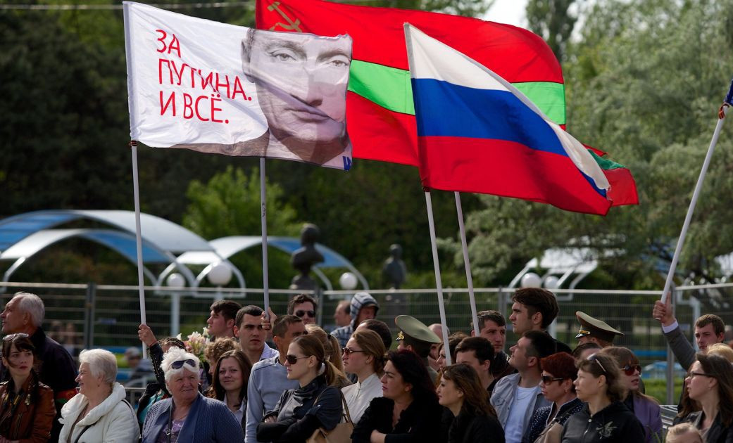 Кишинев подступает: повторит ли Приднестровье судьбу Карабаха?