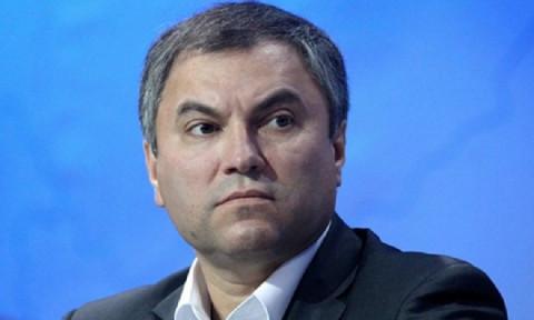 Спикер Госдумы Володин заработал в 8 раз больше Путина