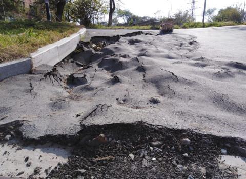 Приморцы ломают кости из-за плохих дорог