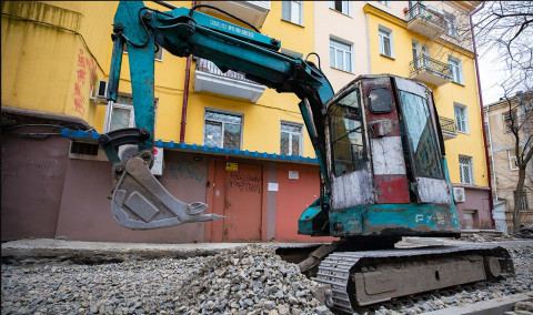 Программа «1000 дворов» охватила 22 придомовых территории Владивостока