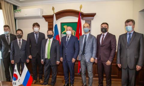 Зарубежные партнёры готовы инвестировать во Владивосток