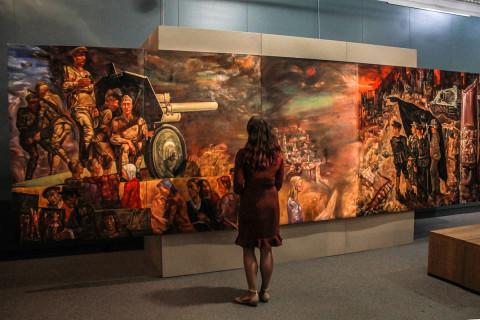Выставка картин уходит в онлайн в Приморье