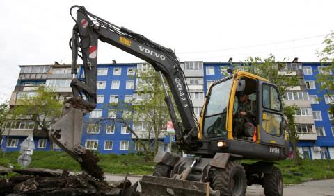 Мэрия Владивостока ищет подрядчика на ремонт ливневки на Никифорова