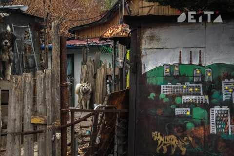 Старые самострои легализуют в России