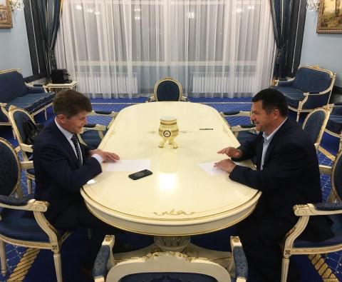 План Тарасенко поддержал Кожемяко