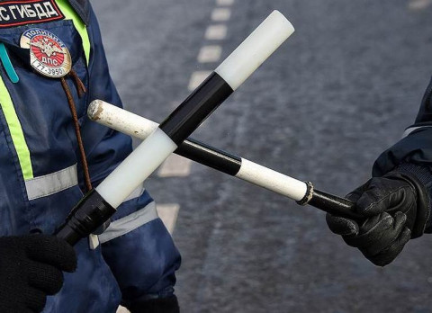 ГИБДД выпускает на дороги дронов для фиксации нарушений
