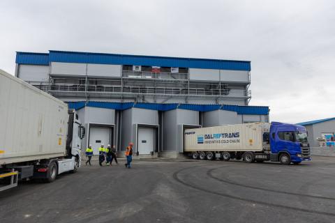 Новая эра холодильных комплексов для рыбопродукции: «Далькомхолод» открыл инновационный терминал в Артеме
