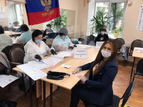 Во Владивостоке и Уссурийске растет активность избирателей