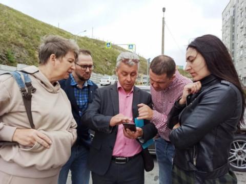 Общественные наблюдатели оценили качество работ по ремонту дорог во Владивостоке