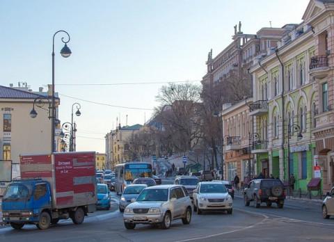 Центр Владивостока погрузится в Средневековье