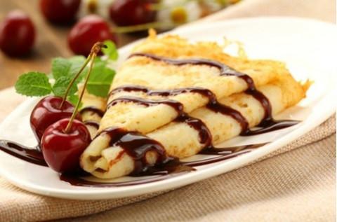 8 секретных советов по приготовлению блинчиков и шоколадный соус