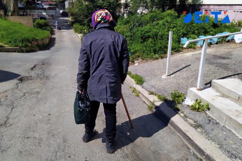 Пенсионерам на Дальнем Востоке дали три часа на посещение магазинов
