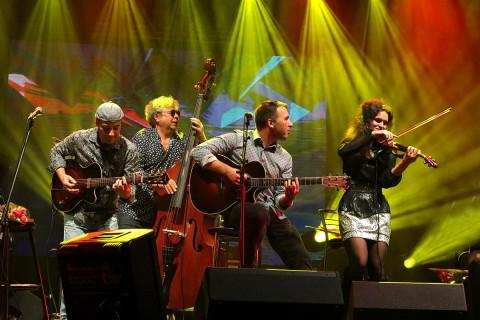 Приморские джазмены закрыли XVII Международный джазовый фестиваль